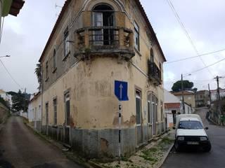 Reabilitação Moradia Freixial Casas clássicas por Meireles Cabral Arquitectos Clássico