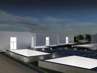 Centro de Saúde Clínicas modernas por Meireles Cabral Arquitectos Moderno