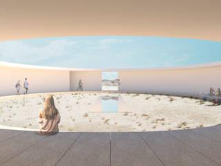 Tomb of Tomorrow por Meireles Cabral Arquitectos
