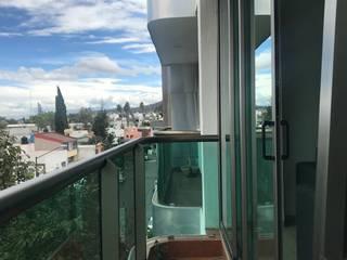 Departamento en Coyoacán , CDMX Antes y después de Home Reface ® By Natalia Jiménez Moderno