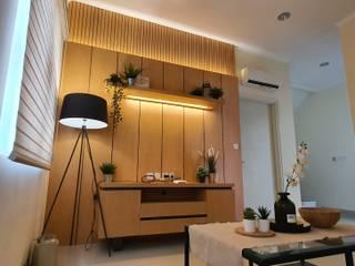 Green Lake City Private Residential Oleh Interior Kaka Permata Minimalis