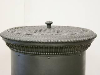 Perler Ofen GmbH Salones industriales Metal Negro