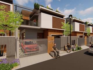 RURBAN VILLAGE by Svamitva Architecture Studio Modern
