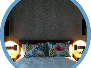 Indomotiq, Inmótica y Domótica (Zona norte) Dormitorios modernos: Ideas, imágenes y decoración
