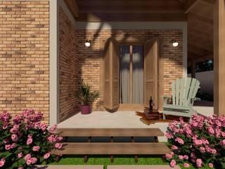 CASA IP_opção 02 Cíntia Schirmer | arquiteta e urbanista Casas campestres