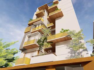 4 GEN VILLA by Svamitva Architecture Studio Modern