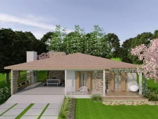 CASA GD_opção 2 Cíntia Schirmer | arquiteta e urbanista Casas do campo e fazendas