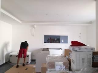 Appartamento Robbiano di TREZZI INTERNI SNC DI TREZZI FAUSTO, FRANCESCO E DARIO Moderno
