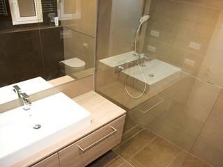 Baño Baños de estilo minimalista de Renova-T Minimalista