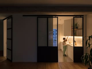 DonateCaballero Arquitectos Built-in kitchens