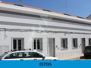 Construção 2 Moradias - Montijo NovoImpacto
