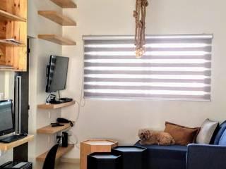 Antes y despues Casa en CDMX de Izzavalezka interiorismo