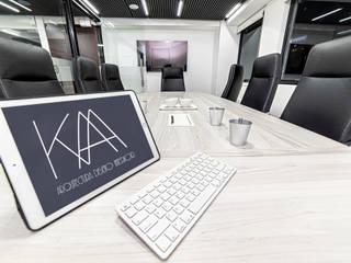 Habilitación Oficina de Kaa Interior | Arquitectura de Interior | Santiago Moderno