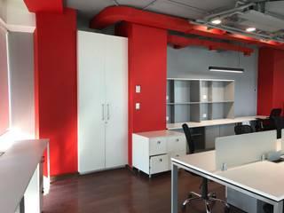 Reforma- Diseño Oficina de Kaa Interior | Arquitectura de Interior | Santiago Moderno