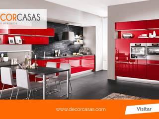 diseño de cocinas funcionales de Decorcasas Minimalista