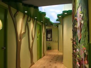 Liger Design Studio Szpitale Korek Zielony