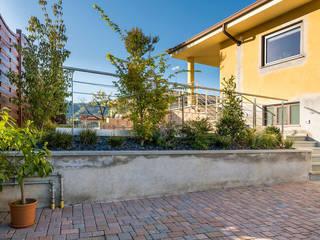 Outdoor Design di Fei Studio Moderno