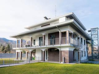 La Triestina Case moderne di Fei Studio Moderno