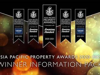 Триумф Luxury Antonovich Design в конкурсе The Asia Pacific Property Awards 2020-2021 Гостиная в классическом стиле от Студия Luxury Antonovich Design Классический