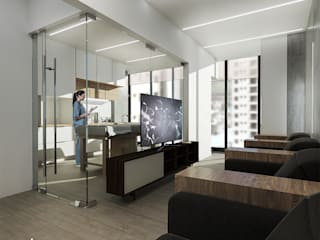 Vértice estudio de arquitectura Clinics