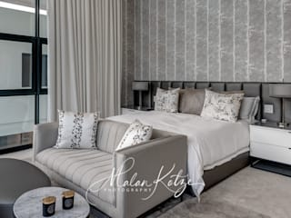 House Radomsky Modern style bedroom by Malan Kotze Photography Modern