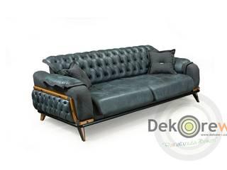 DEKOREW – derin koltuk takımı 3+3+1: modern tarz , Modern