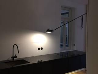 Plurirochas Lda. Kitchen units Stone Black