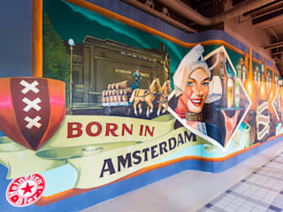 by Amsterdam Signpainters Modern