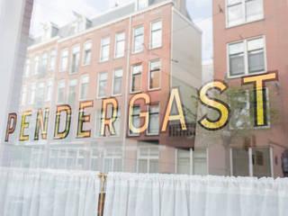 Pendergast Klassieke gastronomie van Amsterdam Signpainters Klassiek