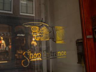 King Louie Klassieke winkelruimten van Amsterdam Signpainters Klassiek