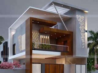 Elit HOME Modern Evler CSA mimarlık Modern