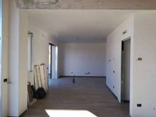 Appartamento Lissone di TREZZI INTERNI SNC DI TREZZI FAUSTO, FRANCESCO E DARIO Moderno