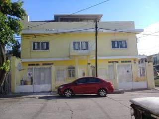 Fachadas de casas de ADapta - Arquitectos Mazatlan