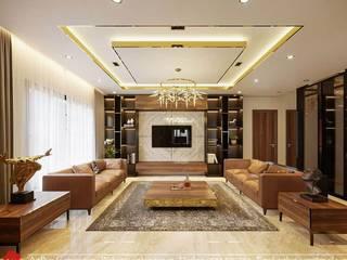 Thiết kế nội thất biệt thự Nam An Khánh bởi Thiết Kế Nội Thất - ARTBOX