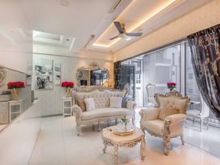 Project : 15A Toh Tuck Road #05-xx (condo) Classic style living room by E modern Interior Design Classic