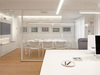ESTUDIO DE CREACIÓN JOSEP CANO, S.L. Modern study/office