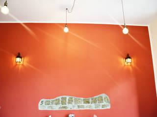 B&B in Napoli Sala da pranzo moderna di EthosLab Moderno