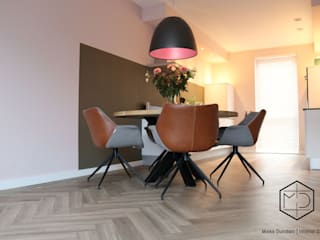 Modern Dining Room by Mieke Duindam | Interior Design Modern