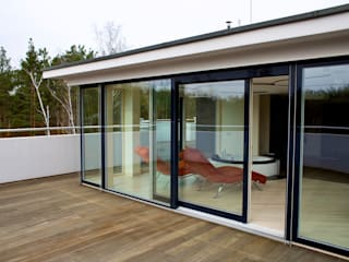 Modern House od PPUH PINUS Nowoczesny