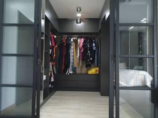Modern dressing room by Dterri Interior Design Modern