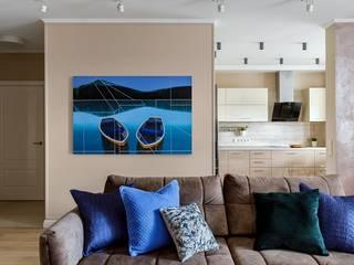 Картины в гостиную от Онлайн-галерея SMART Классический