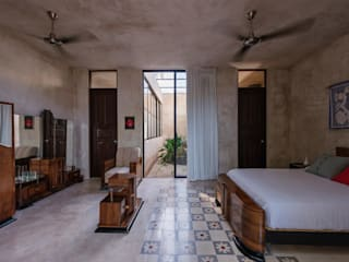 Moderne slaapkamers van Taller Estilo Arquitectura Modern