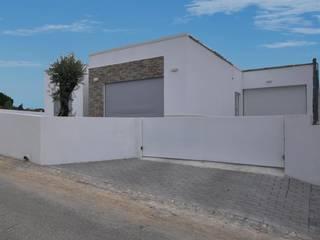 Moradia M2 + escritório - Marmeleira, Coimbra Casas modernas por 2FCS - Arquitectura e Decoração Moderno