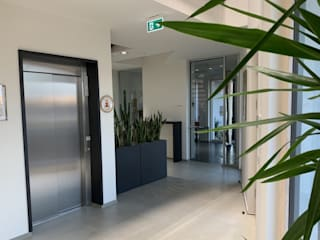 Progettolegno srl Office buildings Wood Beige