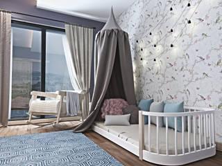 Bebek Odası Beyza Deniz Yaz Interiors İskandinav