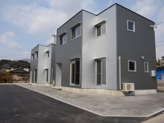 SAP モダンな 家 の 坂牧建築計画工房 モダン