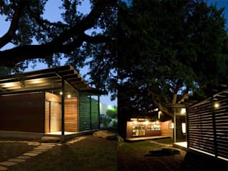 Casa fatta con containers navali. Green Living Ltd Case moderne