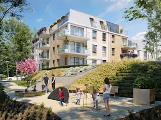 Apartamenty Dolny Sopot od Gamma 2.2