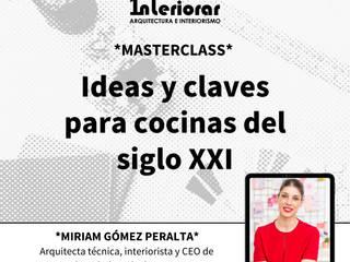 Jornadas online de arquitectura e Interiorismo (gratuitas) de Elena de Frutos