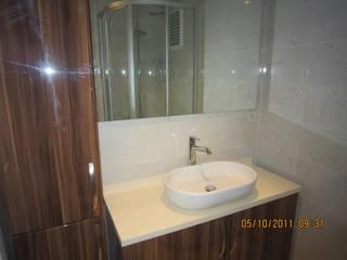 Sinpaş Bosphorus City Saray Bahçe Evleri2 Modern Banyo Dekorevi içmimari inşaat turizm san.ve.tic.ltd.şti Modern
